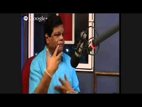 Neth FM Unlimited 2014 07 16 Minister Bandula Gunawardhana (Live Recorded)