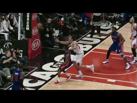 Joakim Noah and Marco Belinelli Save the Bulls