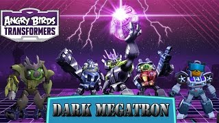 getlinkyoutube.com-Angry Birds Transformers - Update All New Transformers Unlocked New Weapons Gameplay Walkthrough #21