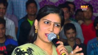 getlinkyoutube.com-Sapna New Most Popular Dance    Muklaba Ho Gaya Hey Supne Me    Ragni Compitition    NDJ Music