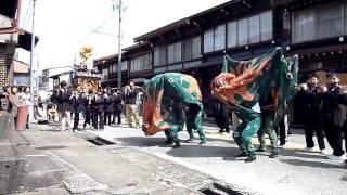 getlinkyoutube.com-2010 古川祭 神楽台