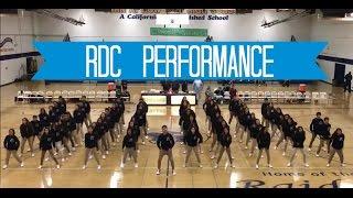 "getlinkyoutube.com-Sunday Candy Choreography - Rowland High School ""RDC"" Performance"