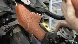 getlinkyoutube.com-Cheaney: Making an English shoe, with William Church
