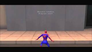 getlinkyoutube.com-Spiderman 2 Primera Mision