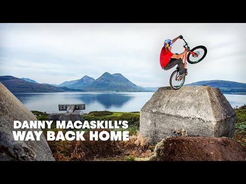 Danny MacAskill in Way Back Home
