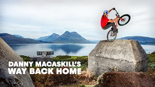 "getlinkyoutube.com-Danny MacAskill - ""Way Back Home"""