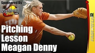 getlinkyoutube.com-Fastpitch Softball Pitching Lesson - Meagen Denny