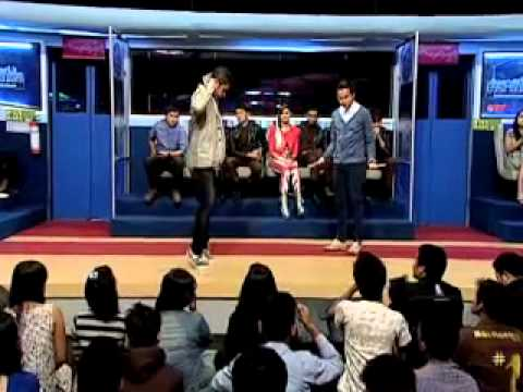 Talkshow Bis Malam di B Channel TV, bintang tamu The Changcuters dan Audrey