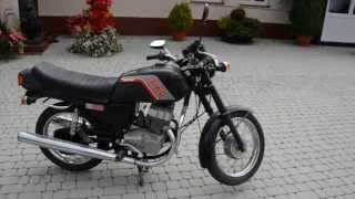 getlinkyoutube.com-Jawa 350 TS rocznik 1990.