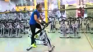 getlinkyoutube.com-cardio cycling HIIT تمرين بالعجلة الثابتة