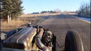 getlinkyoutube.com-Ratrig Part 3: 46 International Detroit Diesel 2 Stroke - First Road Test