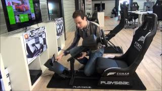 Playseat® Forza Motorsport introduction by PlayseatStore