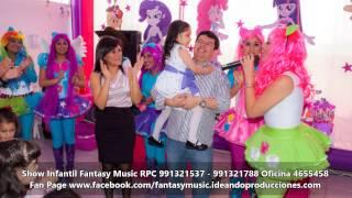 "getlinkyoutube.com-Show Infantil Fantasy Music - Book Digital Arianna ""My Little Pony - Equestria Girls"""