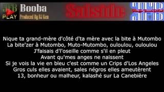 getlinkyoutube.com-ƎFB- Booba Salside By DJ Ken #LYRICS #NEW