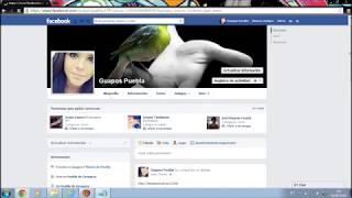 getlinkyoutube.com-como hacer para que no te agregen y solo te sigan en facebook