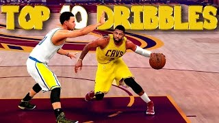 getlinkyoutube.com-NBA 2K16 Top 10 Crossovers & Ankle Breaker Dribble Moves of the Week #1