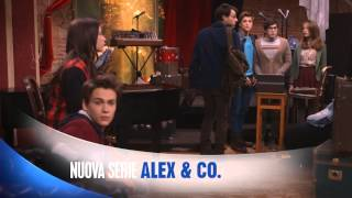 getlinkyoutube.com-Alex & Co. - Una storia complicata - Solo su Disney Channel