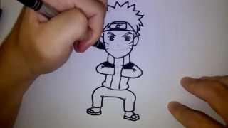getlinkyoutube.com-นารุโตะ สอนวาดรูป การ์ตูน by วาดการ์ตูนกันเถอะ