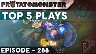 Top 5 Plays Week 288