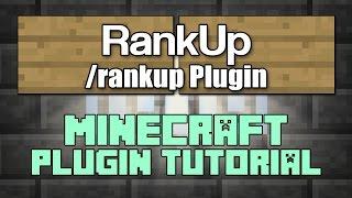 getlinkyoutube.com-Rankup Plugin Tutorial Minecraft 1.11
