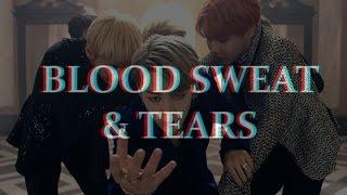 getlinkyoutube.com-BTS (방탄소년단) - Blood Sweat & Tears MV (Virtual 3D Effect) [HEADPHONE]