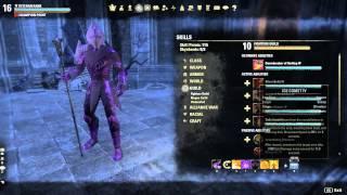getlinkyoutube.com-Magicka Templar Build for Imperial City Update
