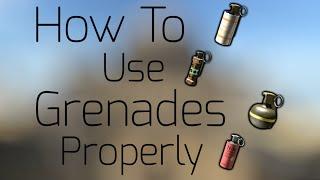 getlinkyoutube.com-CS:GO - How to Use Grenades