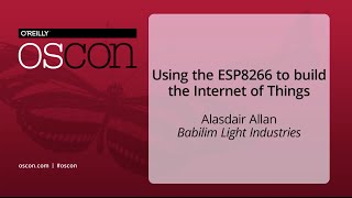 getlinkyoutube.com-Using the ESP8266 to build the Internet of Things