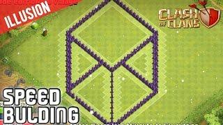 getlinkyoutube.com-كلاش اوف كلانس || تصميم قرية ثلاثية الابعاد