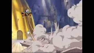 getlinkyoutube.com-One Piece - Luffy VS Enel amv