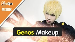 getlinkyoutube.com-Costips 006 - Genos Makeup!