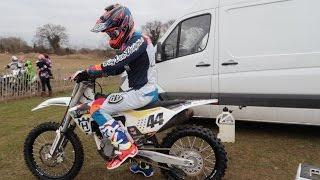 Motocross Training With British Champion And MXGP Rider Elliott Banks Browne!