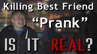 "getlinkyoutube.com-IS IT REAL?- Sam Pepper KILLING BEST FRIEND ""Prank"" (Real Or Fake)"