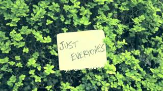 Edgar Van De Wingard - Everyone's Fault (Lyric Video)