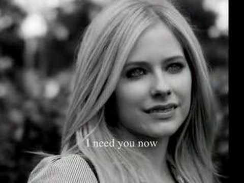 Avril lavigne before TBDT- Innocence(with lyrics)