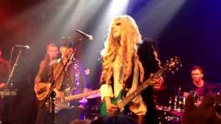 getlinkyoutube.com-Orianthi, featuring Dave Stewart, performing Filthy Blues at the Troubadour 2/14/14