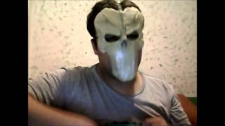 getlinkyoutube.com-como hacer mascaras rapido y facil yeaaa