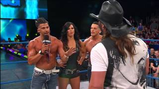 getlinkyoutube.com-Introducing the Future of Tag Team Wrestling..The Bro Mans. - June 27, 2013