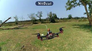 getlinkyoutube.com-FRIL - NitBeat VS. Daniel - FPV RACE