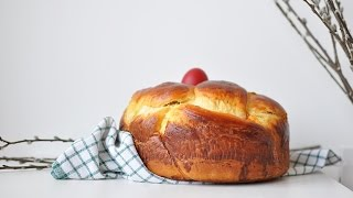 Uskršnji kolač. Pravite ga sa ljubavlju :)