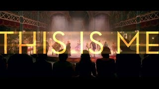 The Greatest Showman   This Is Me [Official Lyric Video]