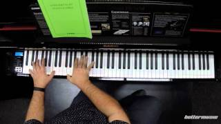 getlinkyoutube.com-Casio Celviano Grand Hybrid GP-500 Digital Piano   Better Music