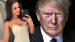 getlinkyoutube.com-Donald Trump Cheated On Wife With 30 Yr Old Model Apparently