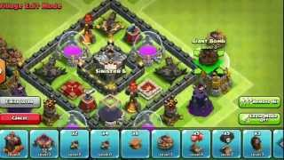 Clash of clans town hall 10 farming base  tips and tricks