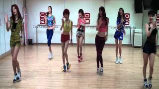 getlinkyoutube.com-Gangkiz Honey Honey Dance Practice