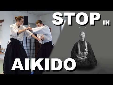 Development Aikido: Learning to Stop / Calm Mind in Practice