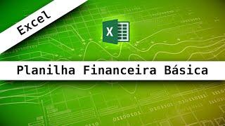 getlinkyoutube.com-Excel - 2 - Planilha financeira básica