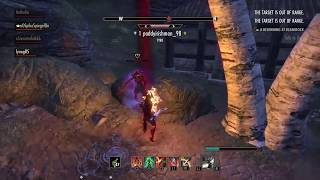 "[ESO PvP PS4] 501 DK -Emperor- ""Chuck Norris plays ESO like this without Emp 1 vXXXV 75+ Kills"""