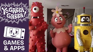 getlinkyoutube.com-Yo Gabba Gabba! Family Fun - Just Dance Kids 2014