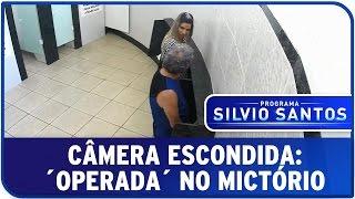 getlinkyoutube.com-Câmera Escondida: ´Operada´ no Mictório